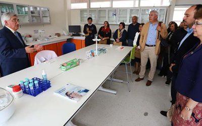 UOH inaugura Unidad de Análisis Biológicos y Químicos