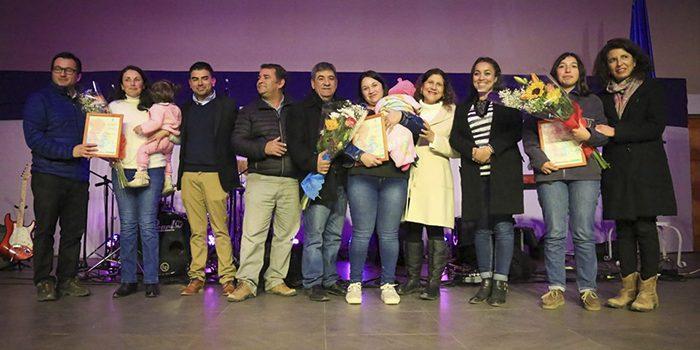 Alcaldesa de Palmilla presidió emotiva celebración del día de la madre