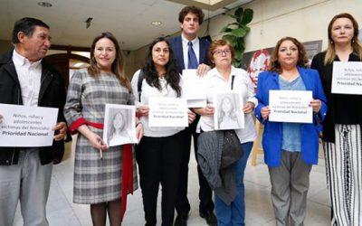 Cámara de diputados respalda idea del diputado Schalper que busca entregar subsidio a hijos de mujeres asesinadas