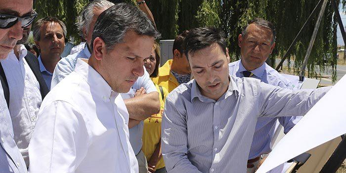 Este lunes se votará proyecto de 13 mil millones de pesos enviado por Intendente Masferrer