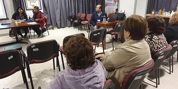 Charlas sobre hipertensión y seguridad del paciente destacaron en tercera asamblea ordinaria del consejo consultivo