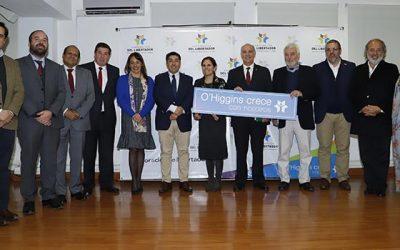 Corporación del Libertador, 8 años impulsando el desarrollo regional