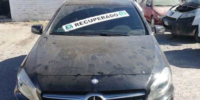 Detenido por receptación de vehículo y uso malicioso de instrumento público