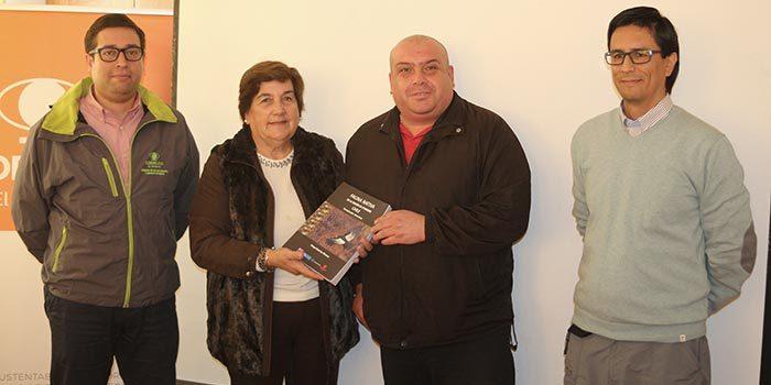 En Olivar se lanza libro Fauna Nativa de la Región de OHiggins