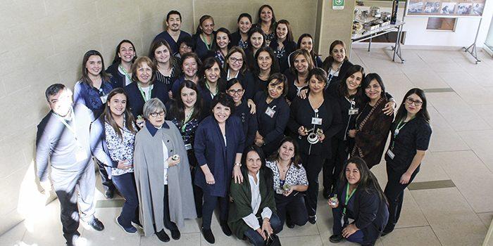 Enfermeras y Enfermeros del Hospital Regional celebraron su día