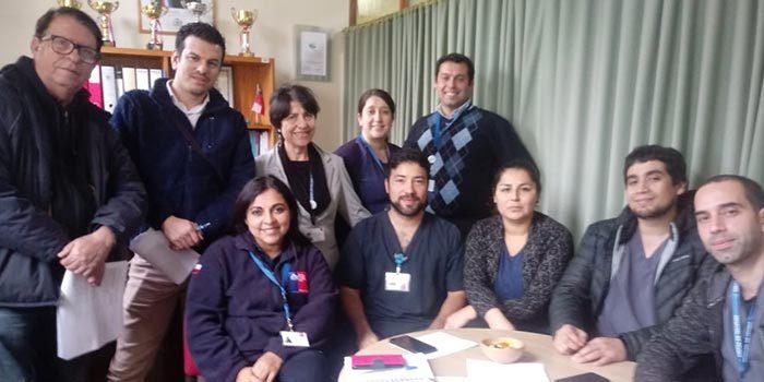 Evalúan índices de seguridad en hospitales de la Región de OHiggins