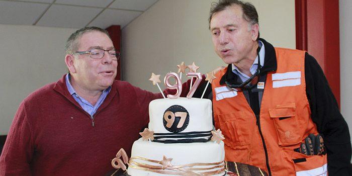 Fundidores celebran 97 años con el compromiso de seguir mejorando