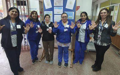 Hospital de Lolol celebra la semana del Lavado de Manos