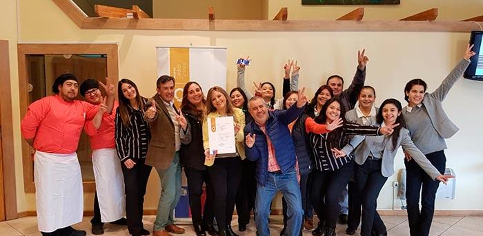 Hotel Ontiveros de San Fernando renueva por segundo año su compromiso con la Calidad Turística