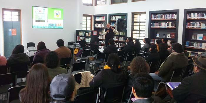 Innovador seminario se realizó en Marchigüe