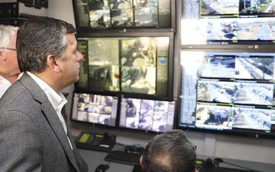 Intendente presenta programa Calle segura para combatir la delincuencia