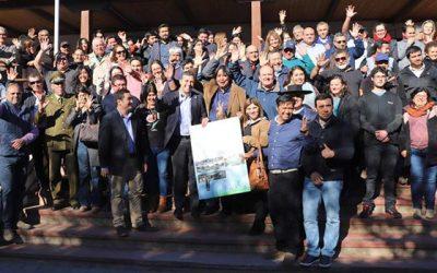 Inversión de más de 750 millones de pesos para construcción de anhelado Parque Campesino de Lolol