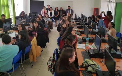 Juzgado de letras de Litueche capacita a funcionarios municipales sobre el uso de la oficina judicial virtual