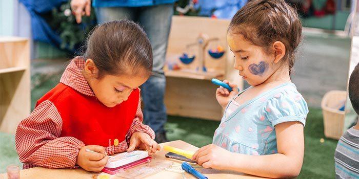 La educación parvularia se suma a la semana de la educación artística 2019
