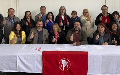 Lista Unidad Socialista OHiggins presentó oficialmente candidaturas y propuestas