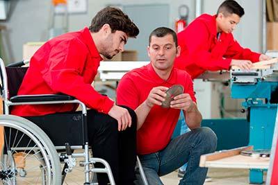 Modelo de acompañamiento a la inclusión laboral detecta un 8% de personal con discapacidad no conscientizada u oculta por temor