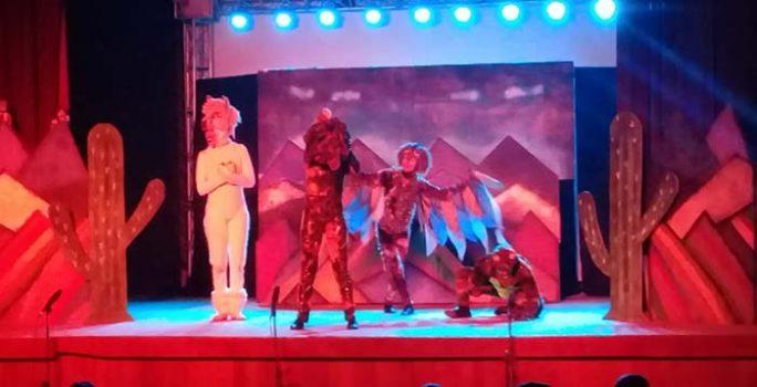 OHiggins Vive el Teatro llega a Peumo y San Vicente