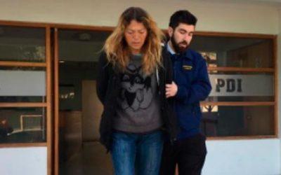 PDI detiene a mujer que intimidó a embarazada en San Fernando