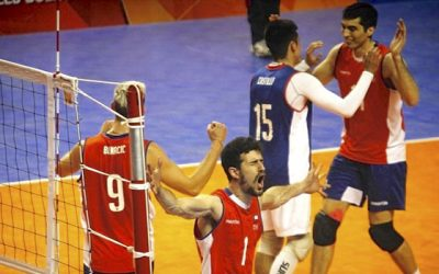 Rancagua está lista para recibir a la selección de vóleibol chilena