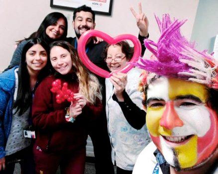 Un doctor que se ganó el cariño en Hospital San Fernando