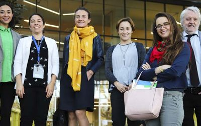 UOH recibe a delegación de Embajada de Francia para analizar futuros convenios