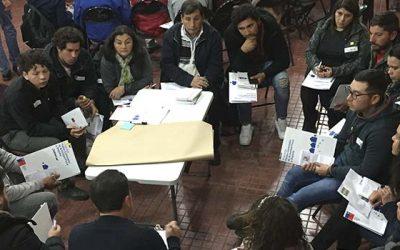 Vecinos de Navidad y Quinta de Tilcoco dialogan sobre deporte