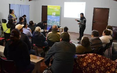 Vecinos del barrio Bellavista-Los Lingues participan en los diseños de las nuevas áreas verdes del sector