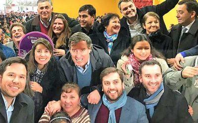 159 familias del comité Reconstrucción Oscar Castro reciben las llaves de sus viviendas