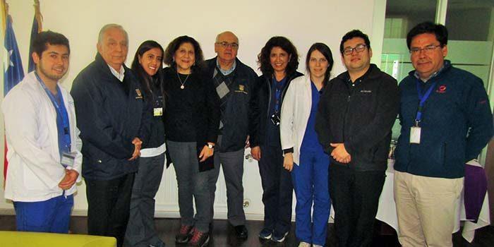 Alcaldesa de Palmilla concreta importante convenio con u. de concepción