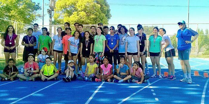 Atletas rancagüinos viajan por triunfos a Argentina