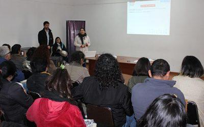 Comenzaron las charlas informativas de Fondos Cultura 2020, en la Región