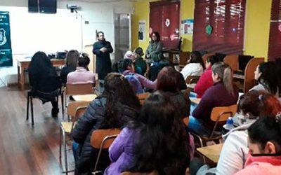 Con internas del Centro de Cumplimiento Penitenciario se inició taller de Biodanza