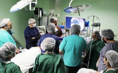 En Hospital San Fernando se realiza pionera técnica quirúrgica en paciente con acalasia esofágica
