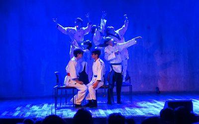 En Requínoa se conmemoró el mes del teatro