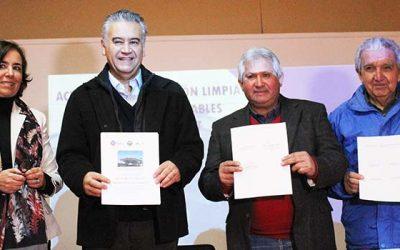 Ferias libres de San Vicente serán sustentables