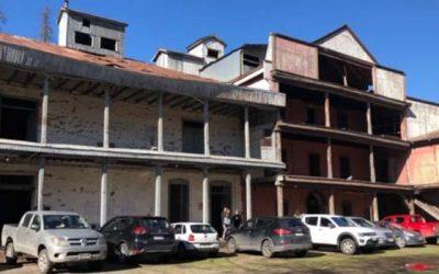Graneros celebra primer paso para reconstruir la Casa Hodgkinson