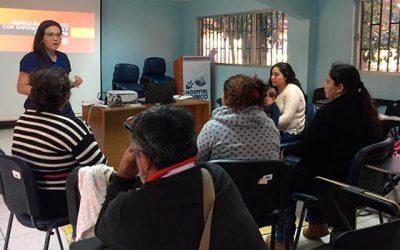 Hospital de Coinco realiza clínica de lactancia materna