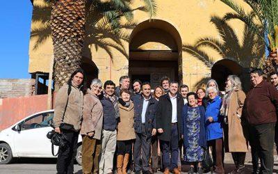 Intendente anuncia proyecto para restaurar Parroquia San Nicodemo de Coinco