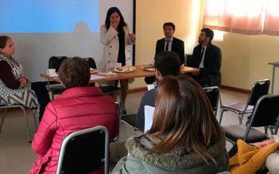 Juzgado de Litueche capacita a personal municipal de La Estrella sobre medidas de protección a menores de edad