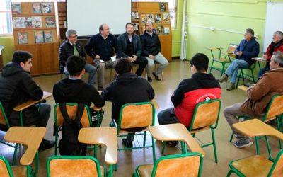 Mindeuc firma convenio con el MOP para reposición de Liceo Industrial