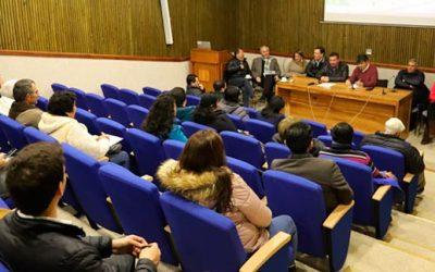 MOP O'Higgins participa de sesión Core en Paredones entregando avances para la comuna