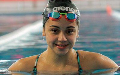 Nadadora de la UOH competirá en Olimpiadas Universitarias en Italia