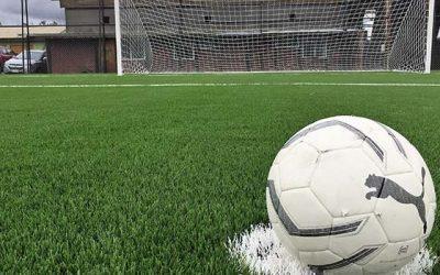 nueva cancha de futbol en marchigue