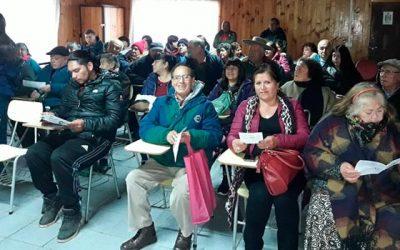 Pacientes de Taco tuvieron su primera reunión en Pichilemu