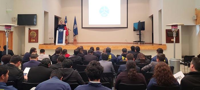 PDI realiza seminario de ética, probidad y derechos humanos