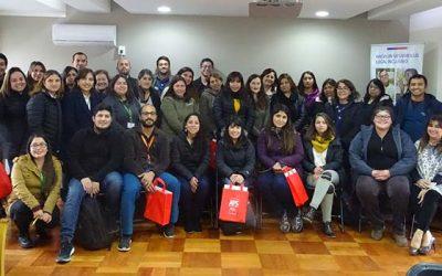 Profesionales de la salud abordan la inclusión