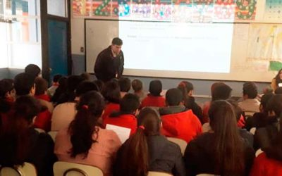 Programa de Salud Mental aborda el Bullying