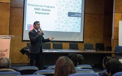 Programa SIGO inicia con charlas de sensibilización a empresarios de la costa de OHiggins