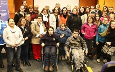 Proyecto de inserción laboral inclusiva de la UOH comenzó en Pichilemu y San Fernando