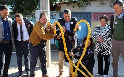 Salud municipal y Rotary Club fomentan la inclusión por medio de donación de máquinas de ejercicios